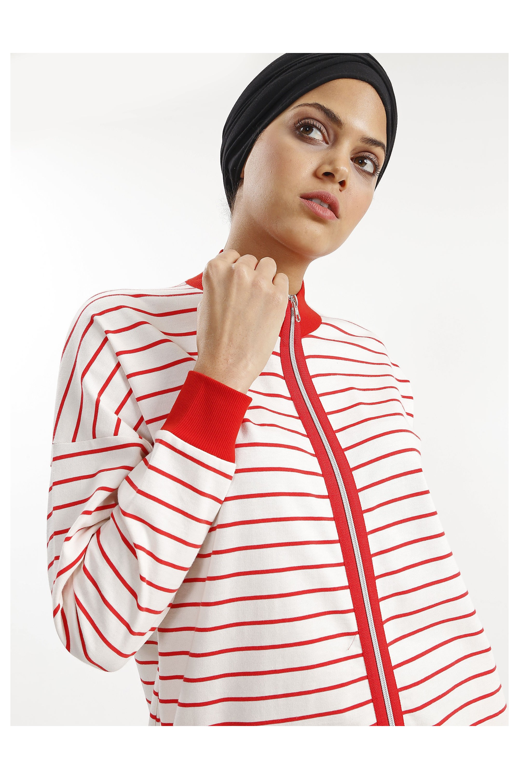 Stripe Sport Jacket