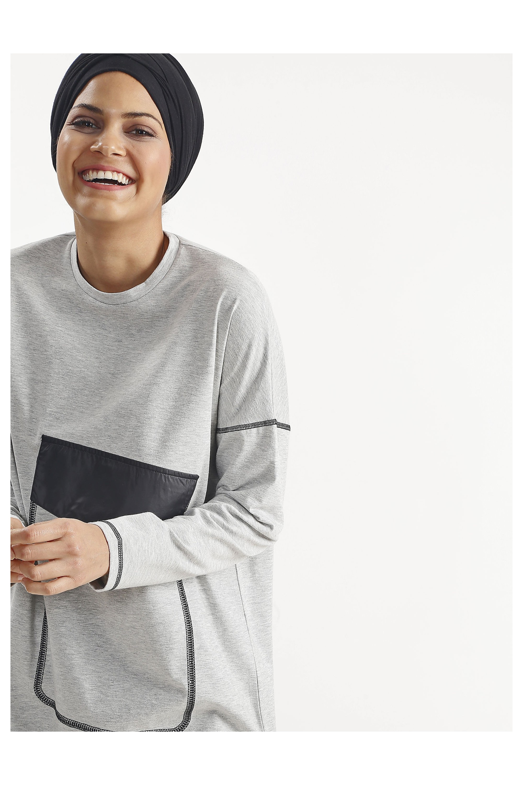 Embroidered Sports Tunic