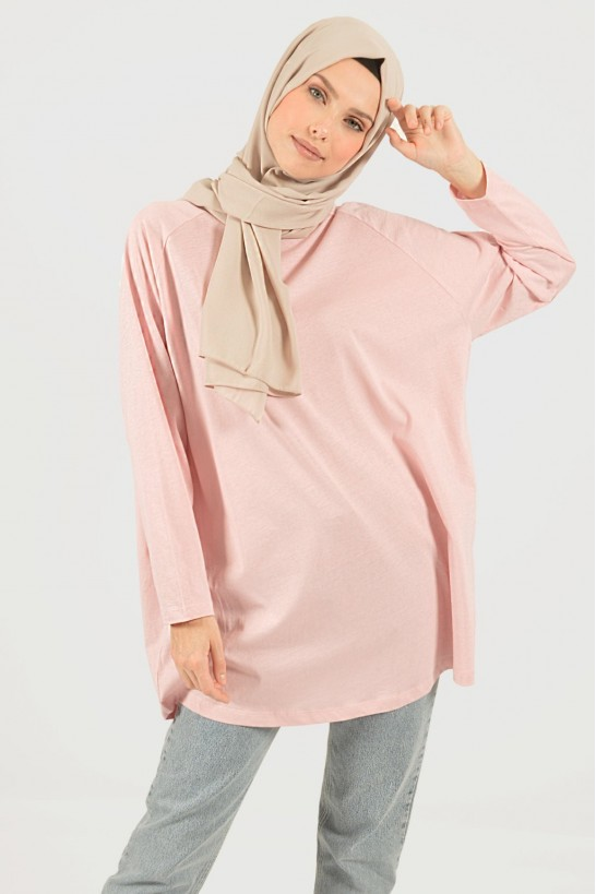Wide Basic Tunic