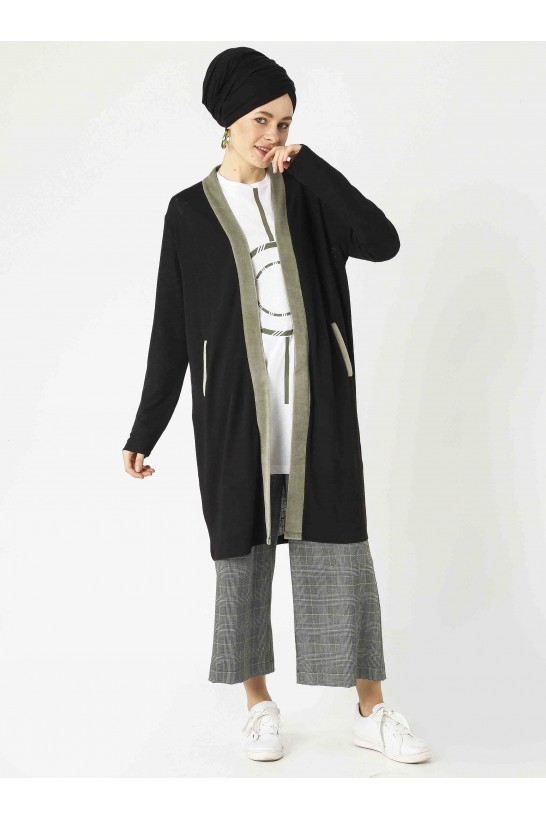Tunic Cardigan Suits