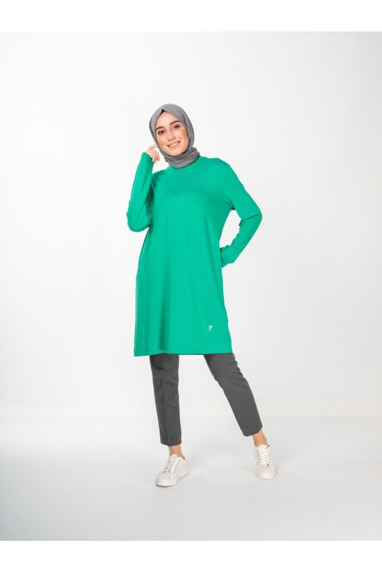 Basic Tunic Green