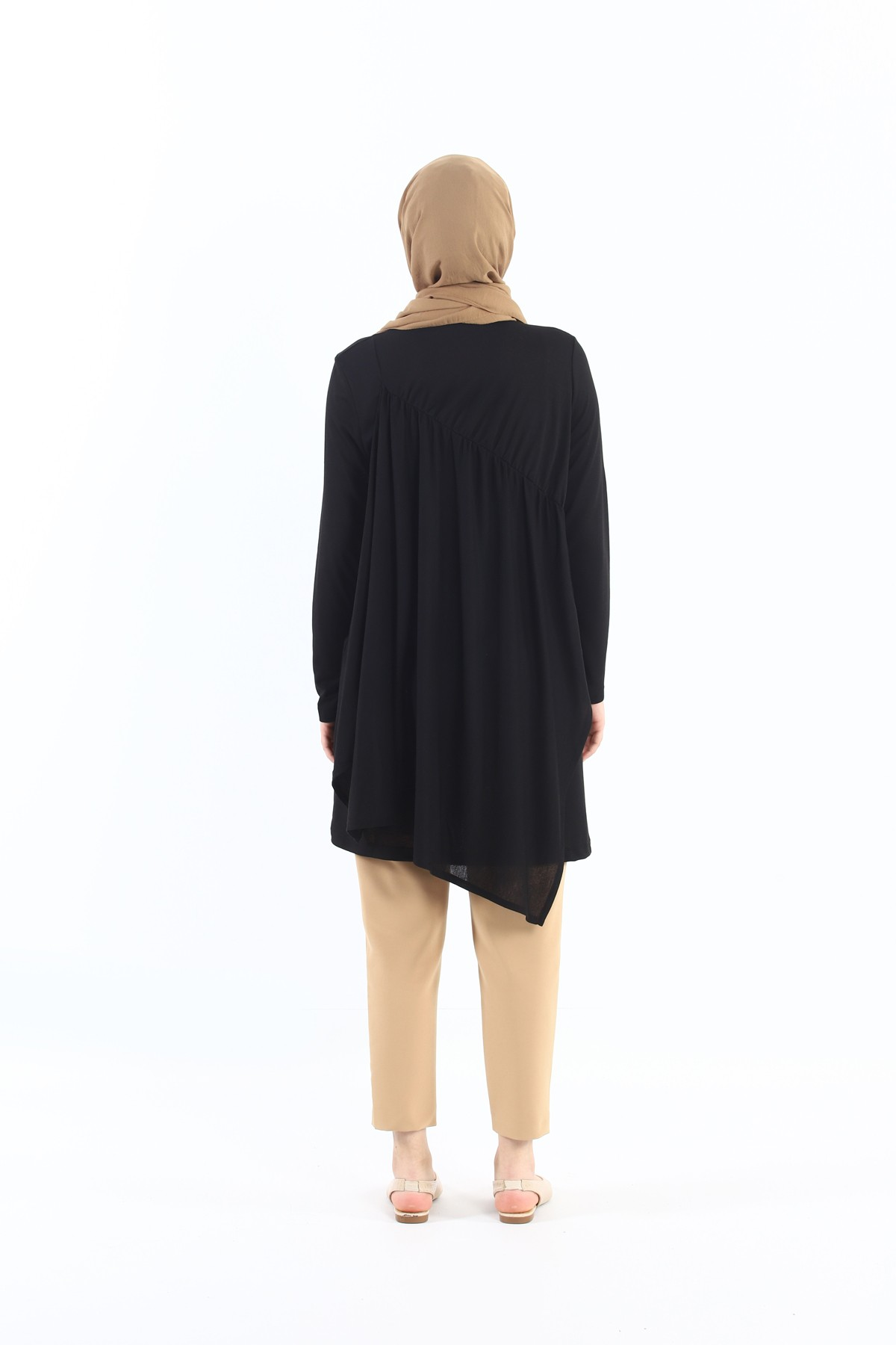 Flywheel Asymmetrical Cut Tunic