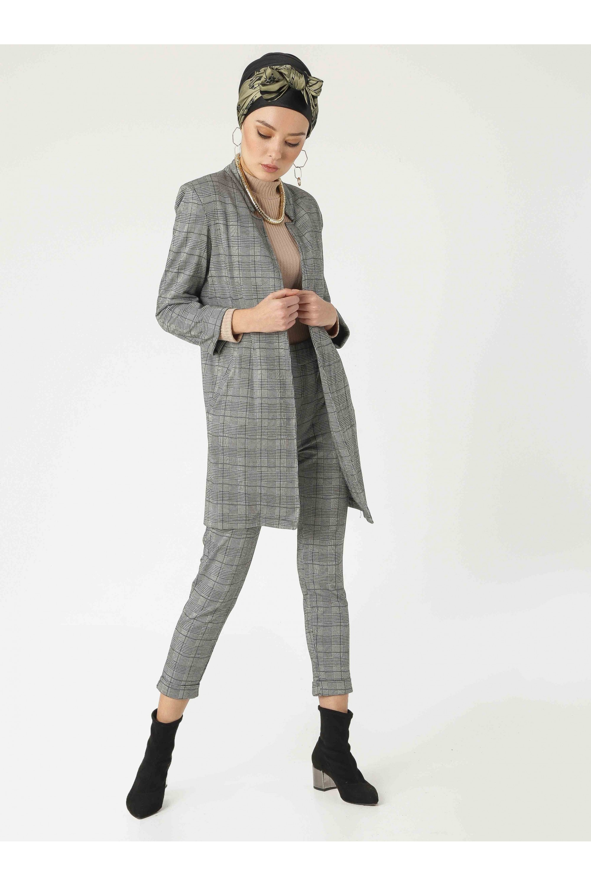 Jacket & Pants Suit