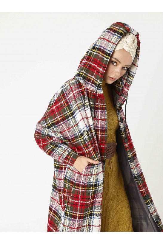 Plaid Topcoats